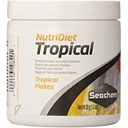 Nutridiet Tropical Flakes with Probiotics 30g/ 1 oz