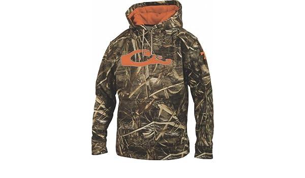 eb166ba135f67 Amazon.com: Tennessee Camo Collegiate Hoodie Max-5 Small: Clothing