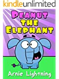 PEANUT THE ELEPHANT: Short Stories for Kids, Funny Jokes, and More! (Fun Time Early Reader)