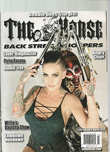 (THE HORSE BACKSTREET CHOPPERS MAGAZINE ISSUE 175 FEB/MAR)