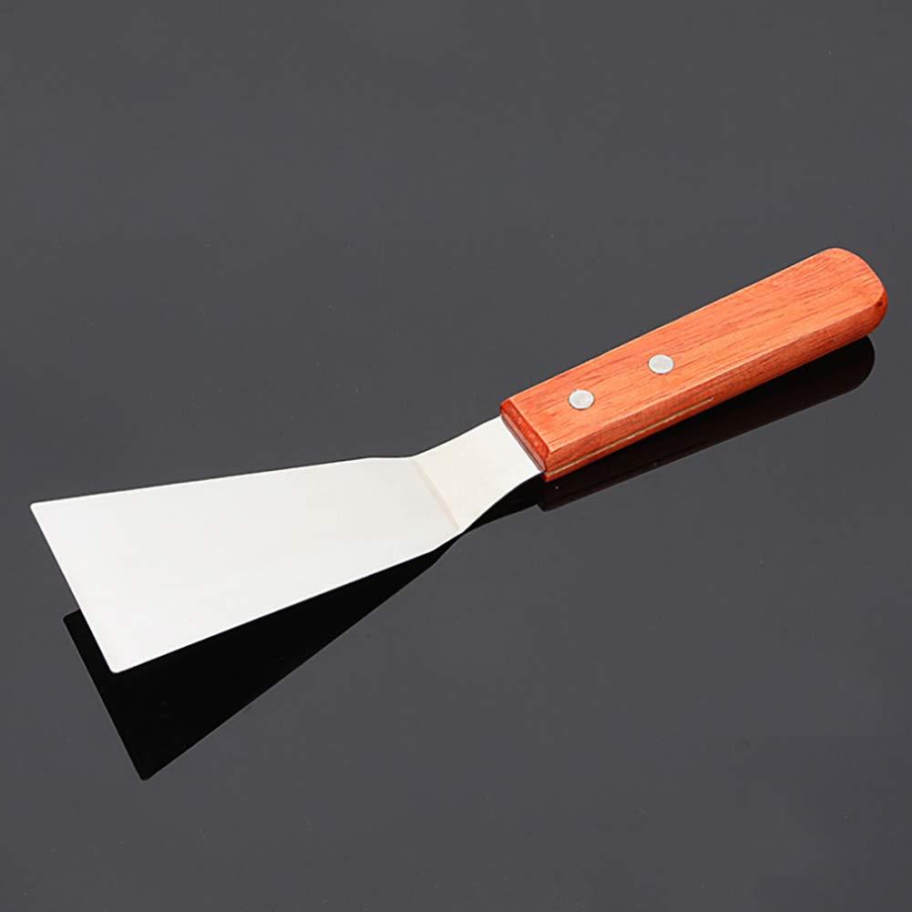 Amazon.com: Yinrunx - Pala de madera con mango de acero ...