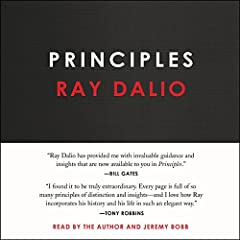 Ray Dalio, one of the world's most successful investors and entrepreneurs, shares the unconventional principles that he's developed, refined, and used over the past 40 years to create unique results in both life and business - and which any p...