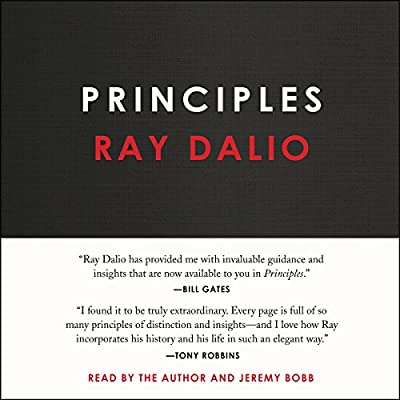 by Ray Dalio (Author, Narrator), Jeremy Bobb (Narrator), Simon & Schuster Audio (Publisher) (225)  Buy new: $27.99$26.95