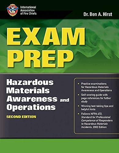 exam prep hazardous materials awareness and operations exam prep rh amazon com
