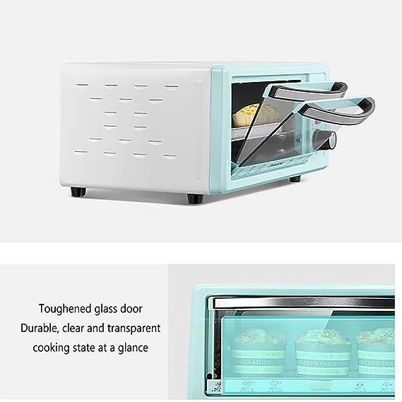 Mini horno, cocina eléctrica y parrilla - 20L Hornos tostadores de ...