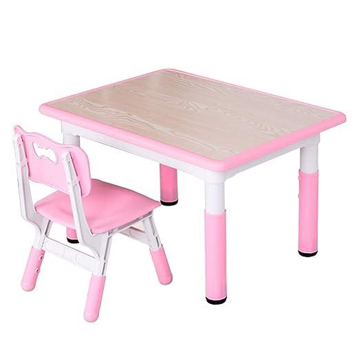 TONGSH Juego de mesa de madera para niños de 1 a 5 años, juego de mesa