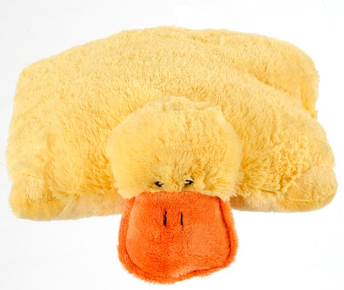 My Pillow Pet Duck Large Yellow Buy Online In Uae