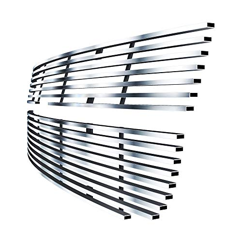 Off Roader Stainless Steel eGrille Billet Grille Grill for 2003-2016 Chevy Express Explorer Conversion Van