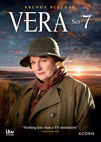 Vera: Set 7 -  DVD, Jamie Childs, Brenda Blethyn