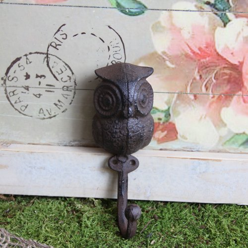 Cast Iron Decorative Wall Hook