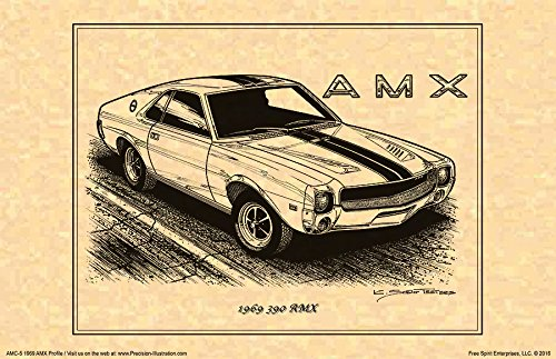 AMX Art Print ()