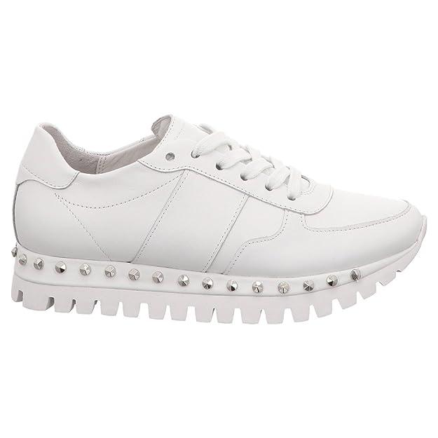Flow Sneaker amp; Kennel Weiß Bianco Schmenger 4EggwdqP