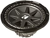 Kicker 43C104 Comp 10' 300 Watt SVC 4-ohm Car Audio Subwoofer Woofer Sub C104