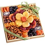 Golden State Fruit Flora Dried Fruit and Nut Gift Tray