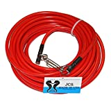 Cheap JCS Spearfishing Tow Line, Bright Orange, 50 Feet