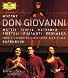 Anna Netrebko : Don Giovanni [Blu-ray]