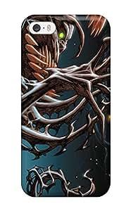 Fashion AgNDVEm2275uubuv Case Cover For Iphone 5/5s(the Darkness Comics Anime Comics)