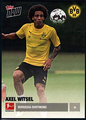 TOPPS Bundesliga 2018//2019 Marcel Schmelzer Sticker 51