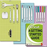 Cricut Tools Bundle Mats, Weeding Tools, Pens, Cutting Blade, Basic Tools and Beginner Guide