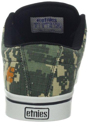 Etnies JAMESON 2 ECO Herren Sneaker Mehrfarbig (FATIGUE 340)