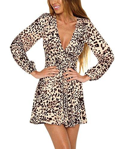 cheetah dress - 2