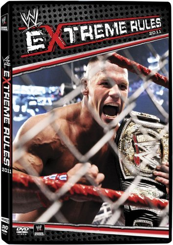 2011 Dvd - WWE: Extreme Rules 2011