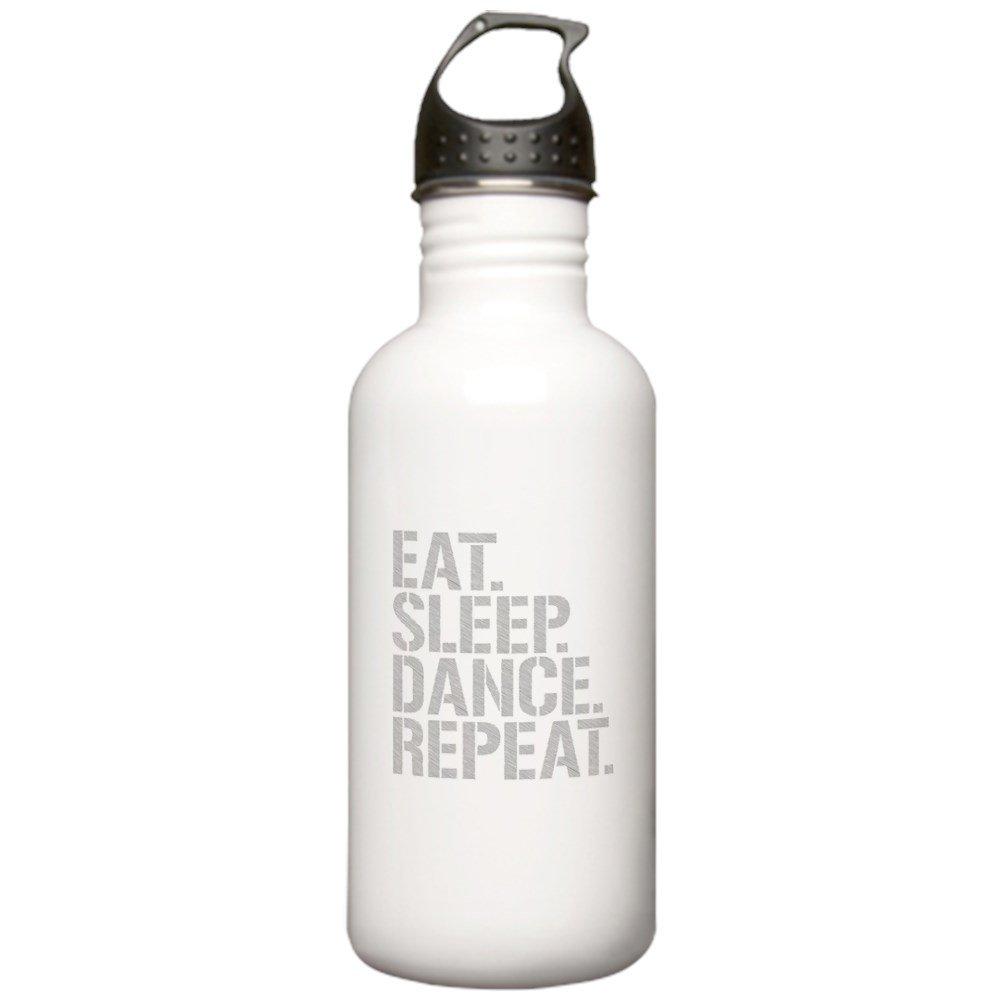 CafePress - Eat Sleep Dance Repeat Water Bottle - Stainless Steel Water Bottle, 1.0L Sports Bottle