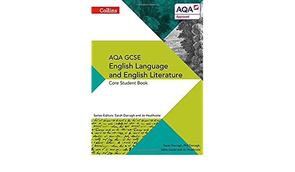 Collins GCSE English Language And English Literature For AQA