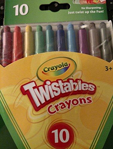 (Crayola Mini Twistables Crayons)
