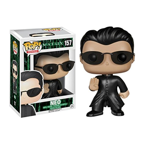 Toy - POP - Vinyl Figure - The Matrix - Neo by FunKo