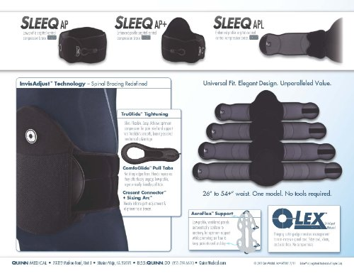 SLEEQ SPINAL THERAPY SYSTEM (SLEEQ AP+) by Sleeq