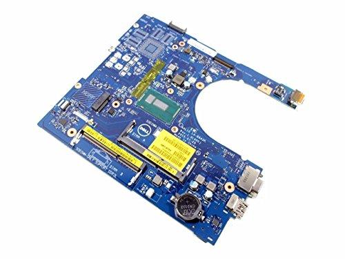 Dell Inspiron 15-5558 Intel Pentium 3825U Processor 1.90Ghz Dual Core DDR3L SDRAM 2 Memory Slots Motherboard LA-B843P X1K27 0X1K27 CN-0X1K27 (Pentium Core Dual Motherboard)