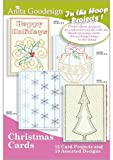 Anita Goodesign Embroidery Designs Cd Christmas Cards
