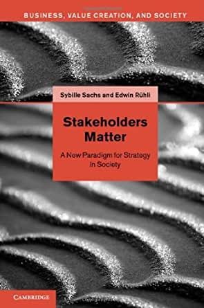 amazon s stakeholders Hello,i am looking for some information about amazoncom, i want to know what are the stakeholders in amazoncom and what kind of conflict occur between it's stakeholder groups.