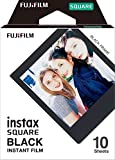 #6: Fujifilm Instax Square Black Film - 10 Exposures