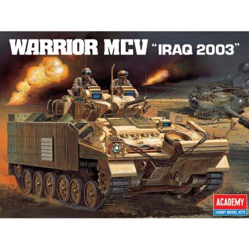 Review Academy Warrior MCV 'Iraq