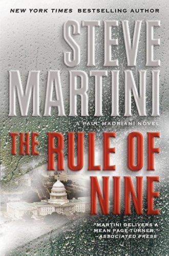 Books : The Rule of Nine: A Paul Madriani Novel