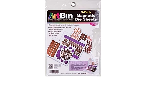 6978AB ArtBin Magnetic Die Storage Case Clear Storage Container