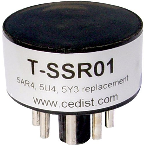 Solid State Rectifier for 5AR4, 5U4, 5Y3 Tubes (State Tube Solid Rectifier)