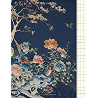 Tian Zi Ge notebook: An exercise workbook: Squared paper for Chinese writing practice: 140 squares per page: Vintage…