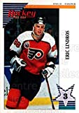 (CI) Eric Lindros Hockey Card 1993-94 Panini Stickers (base) 144 Eric Lindros