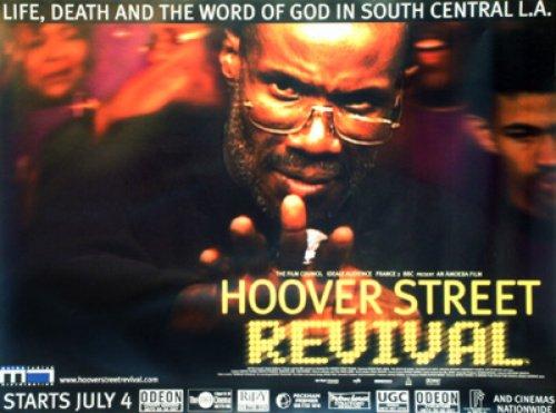 Hoover Street Revival 30X40 New UK Quad Movie Poster