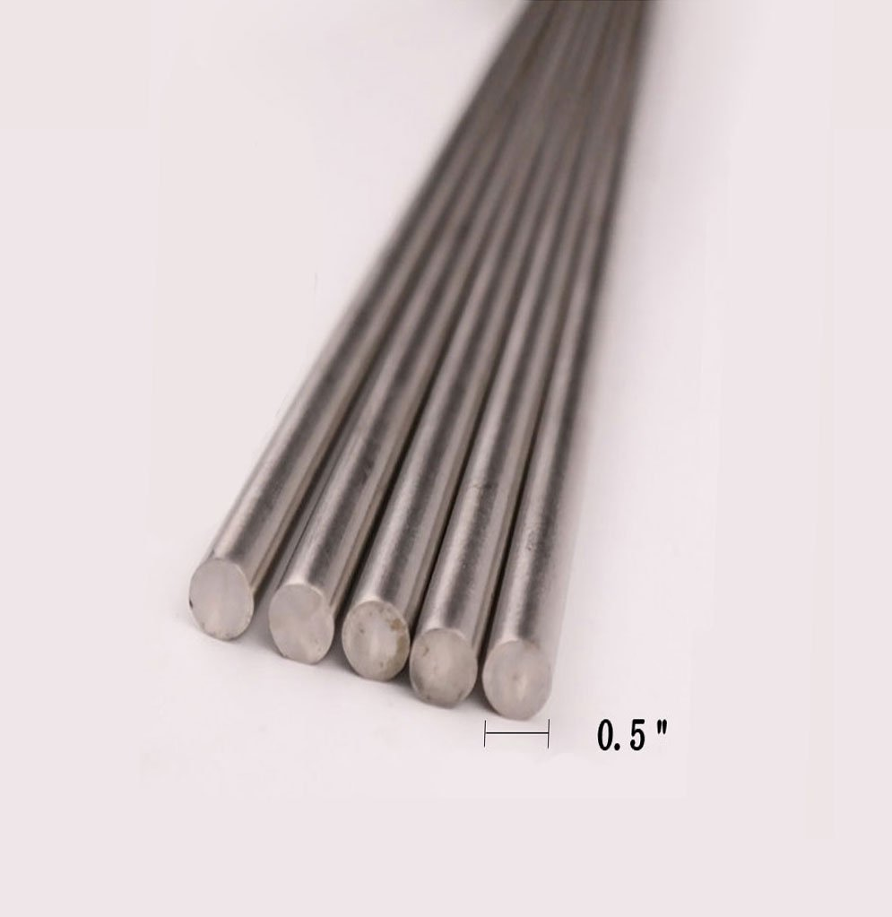 304 Stainless Steel Winding Bars Mechanical Torsion Springs Winding Bars Garage Door Winding Bars 18 Steel Winding Rod for Torsion Spring Garage Door Accessories