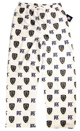 NYPD Pajama Pants NYPD Shirt T-Shirt Clothing Sweatshirt Hoodie Costume Badge Medium