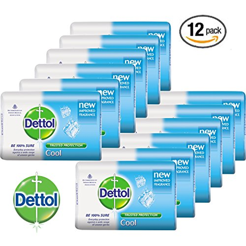 dettol-anti-bacterial-hand-and-body-bar-soap-cool-110-gram-388-ounce-pack-of-12