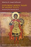 img - for Exploring Moral Injury in Sacred Texts (Studies in Religion and Theology) book / textbook / text book