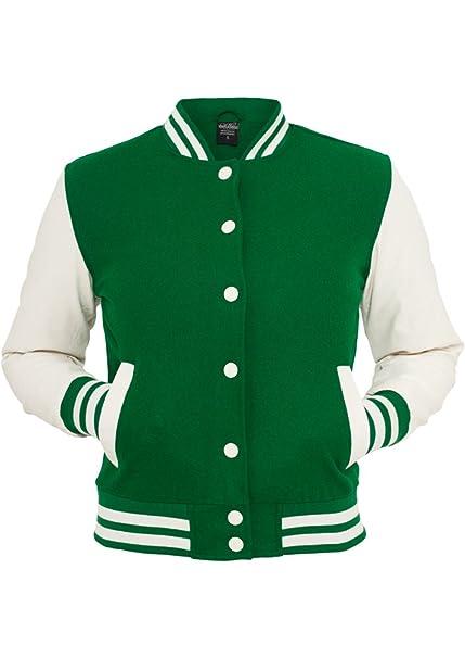 tb217 Ladies Oldschool College Jacket - Chaqueta de mujer ...