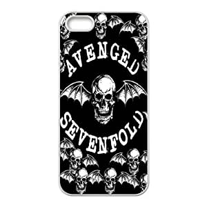 Printed Avenged Sevenfold Case For iPhone 5, 5S NC1Q03190