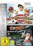 Big Beach Sports + Worms: Odyssee im Wurmraum - [Nintendo Wii] [Nintendo Wii]