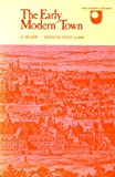 The Early Modern Town, , 0582484057